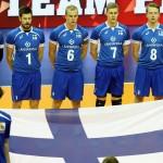 #EuroVolleyM2017: Skład reprezentacji Finlandii