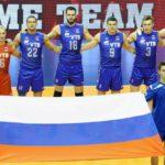 LŚ 2017, gr. C1: Pewna wygrana Rosjan