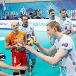 LM [M]: Dynamo Moskwa pewnie wygrywa i przechodzi do kolejnej rundy rozgrywek