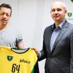 PlusLiga: Andrzej Zahorski na dłużej w Katowicach