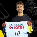 Transfery: Dwukrotny mistrz Francji w LOTOSIE!