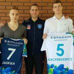 Transfery: Espadon pozyskał dwóch młodzieżowców
