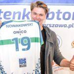 Transfery: Jan Nowakowski nowym siatkarzem ONICO Warszawa!