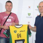 Transfery: Rozgrywający zostaje w Katowicach