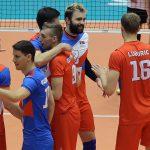 #EuroVolleyM2017: Serbia niepokonana w grupie A