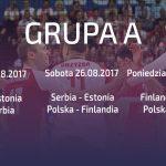 #EuroVolleyM2017: Co czeka nas w grupie A?