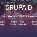 #EuroVolleyM2017: Rywalizacja w Katowicach – grupa D
