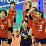 FF WGP 2017: Pięciosetowy bój dla Koreanek