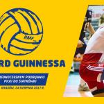W Krakowie spróbujemy pobić rekord Guinnessa w jednoczesnym podbijaniu piłki!
