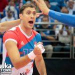 #EuroVolleyM2017: Aleksandar Atanasijević: Zasłużyliśmy na pierwsze miejsce w grupie A