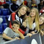 #EuroVolleyM2017, gr. B: Pierwsze zwycięstwo Niemców