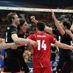 #EuroVolleyM2017, Ćwierćfinały: Pewne zwycięstwo Belgów!