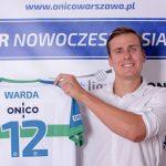 Transfery: Sebastian Warda w ONICO Warszawa!
