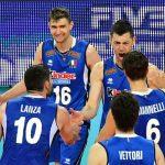 #EuroVolleyM2017, gr. B: Wyszarpana wygrana Włochów