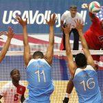 Mistrzostwa strefy NORCECA: Wyniki drugiego dnia turnieju