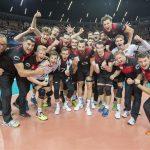 #EuroVolleyM2017: Półfinały: Niemcy wrócili z piekła do nieba!