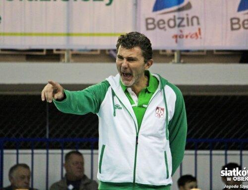 Transfery: Jastrzębski Węgiel ma nowego trenera!