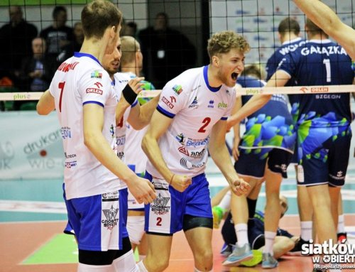 Transfery: Dawid Woch siatkarzem Chemika Bydgoszcz