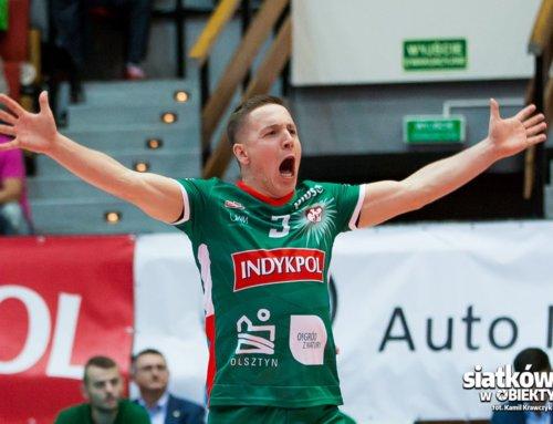 PlusLiga: Kolejne punkty dla drużyny z Olsztyna