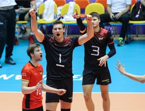 ME 2019 (M): Niemcy meldują się w ćwierćfinale