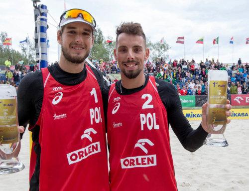 World Tour Warsaw: Historyczny sukces Kantora i Łosiaka