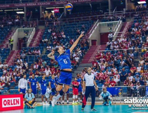 #Wagner2018: Benjamin Toniutti: Chcemy pokazać się z lepszej strony w meczu z Polakami
