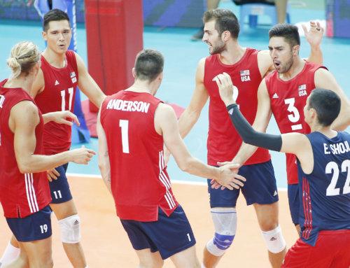 Liga Narodów (M): Komplet zwycięstw dla USA