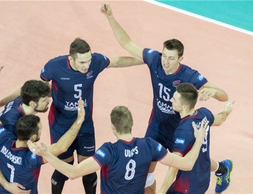 KMŚ 2018: Fakieł Nowy Urengoj pokonuje Resovię w meczu o brązowy medal