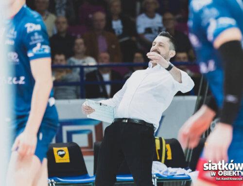 PlusLiga: Jakub Bednaruk trenerem Czarnych