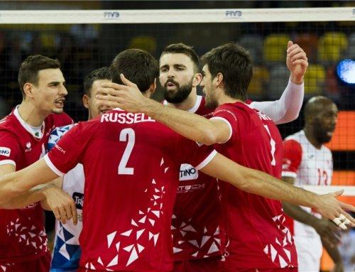 KMŚ 2018: Złoto dla Trentino Volley