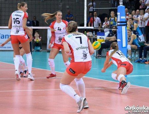 Liga Mistrzyń, grupa D: ŁKS przegrywa z SSC Palmberg Schwerin