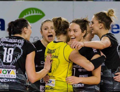 Puchar CEV (K): Trudne zwycięstwo Rzeszowa