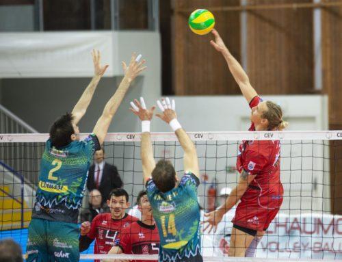 Liga Mistrzów: Perugia lepsza od Chaumont