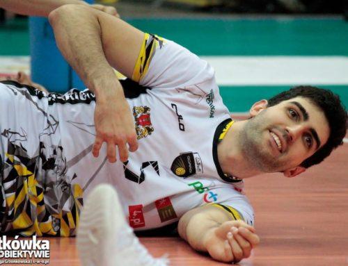 Marcin Janusz dla s-w-o.pl: Gdybyśmy prezentowali poziom z Ligi Mistrzów w PlusLidze, to moglibyśmy teraz bić się o medale