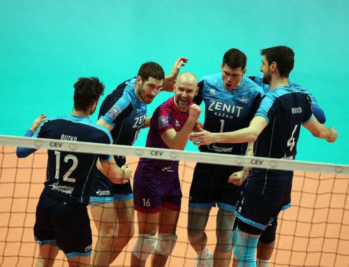 Liga Mistrzów: Zenit znów zagra o złoto! Leon i spółka za burtą