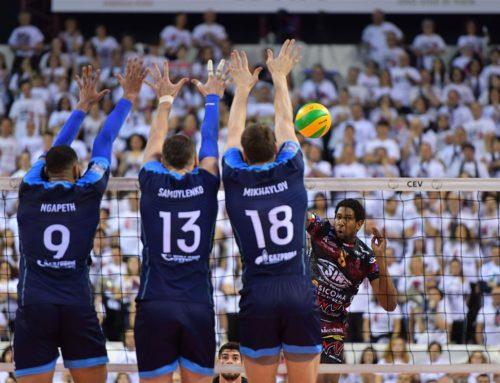 Liga Mistrzów: Zenit Kazań bliżej finału