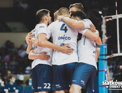 PlusLiga: Trzy punkty zostają w Warszawie!