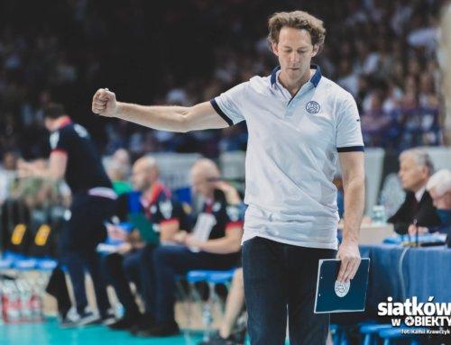 Transfery: Stephane Antiga nowym trenerem Developresu
