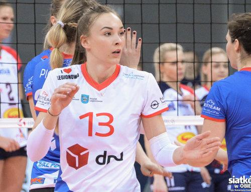 Transfery: Adriana Adamek zagra w Wiśle Warszawa