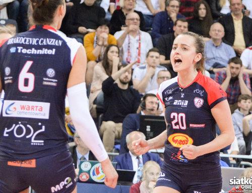 Transfery: Anna Bączyńska zostaje w Budowlanych