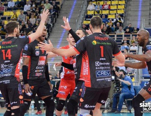 Superlega: Perugia bezradna w Civitanovie. O tytule zadecyduje piąty mecz
