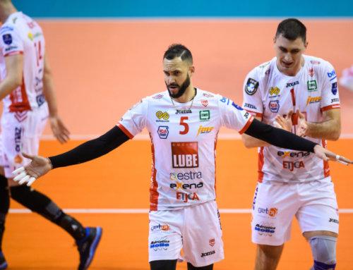 Liga Mistrzów: Cucine Lube Civitanova triumfatorem rozgrywek