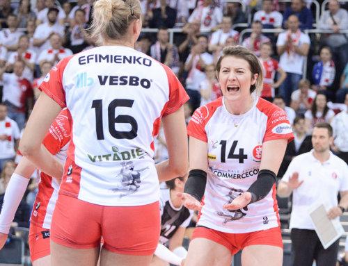 Transfery: Kowalińska zostaje w drużynie mistrza Polski