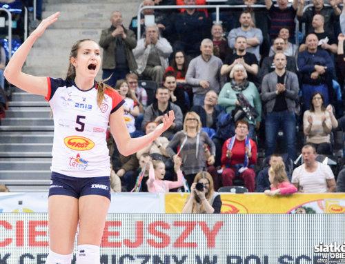 Transfery: Małgorzata Śmieszek zostaje w drużynie wicemistrzyń Polski