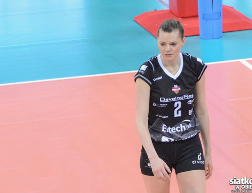 Transfery: Maja Tokarska zagra w Legionowie