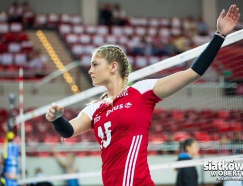 Montreux Volley Masters: Polki uległy reprezentacji Chin