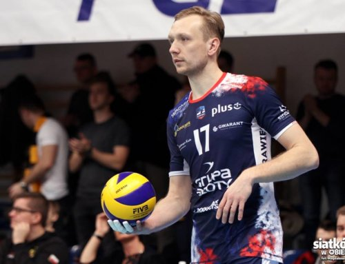 Transfery: Mateusz Sacharewicz nowym środkowym Cuprum Lubin