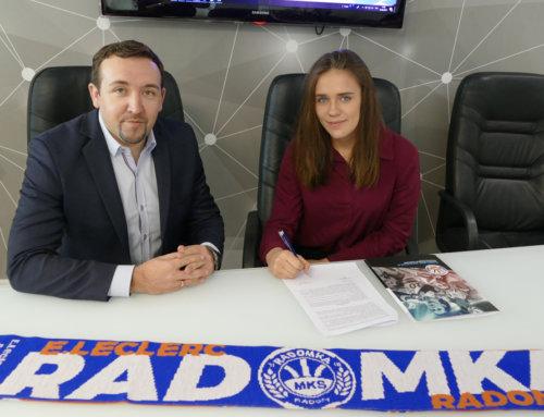 Transfery: Młoda rozgrywająca dołączyła do Radomki