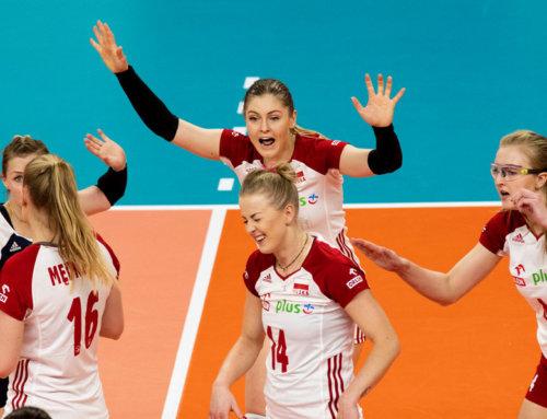 Liga Narodów 2019 (K): Biało-czerwone pokonują Niemki