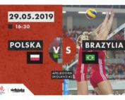 Liga Narodów 2019: Polska - Brazylia fot. Krawczyk.photo